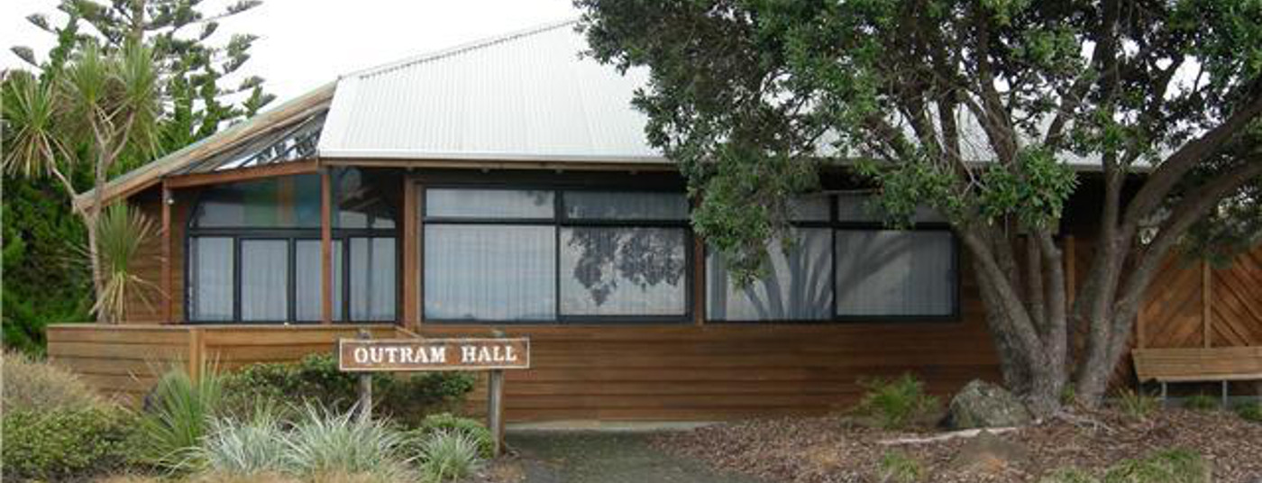 Outram Hall - Murrays Bay